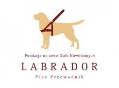 LABOKLIN wspiera Fundację na rzecz Osób Niewidomych Labrador-Pies Przewodnik